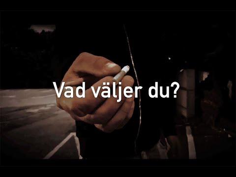 Anti tobak-kampanj av feriearbetare i Ronneby kommun 2019