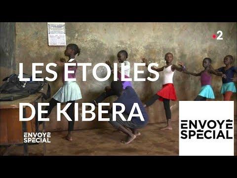 nouvel ordre mondial | Envoyé spécial. Les étoiles de Kibera  - 26 avril 2018 (France2)
