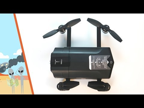 O2 Drone from GDU: Unboxing and Setup - UC7he88s5y9vM3VlRriggs7A