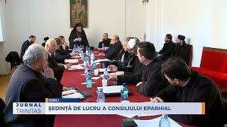 Sedinta de lucru a Consiliului Eparhial