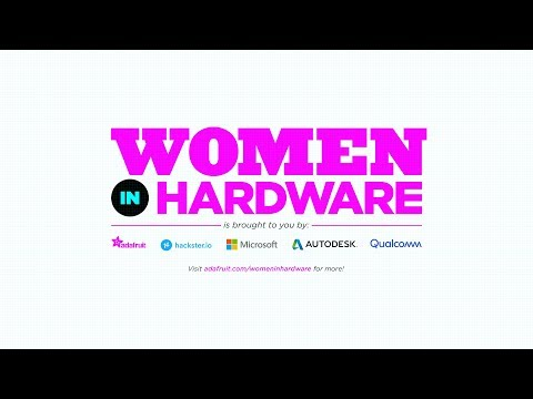 Women in Hardware - Episode Three - Trailer - Tia Cassett, Qualcomm @hacksterio @Qualcomm