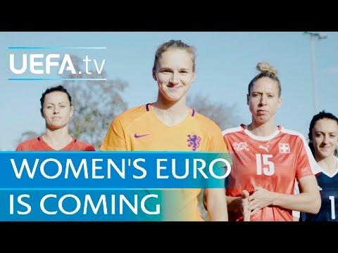 UEFA Women's EURO 2017: Meet the teams