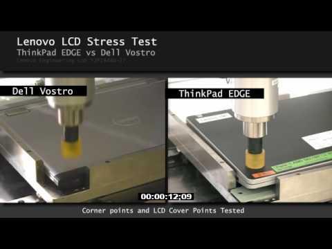 Lenovo ThinkPad LCD Stress Test - UCpvg0uZH-oxmCagOWJo9p9g