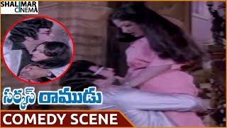 Circus Ramudu Movie || NTR Hilarious Comedy With Jayaprada || NTR, Jayaprada || Shalimarcinema
