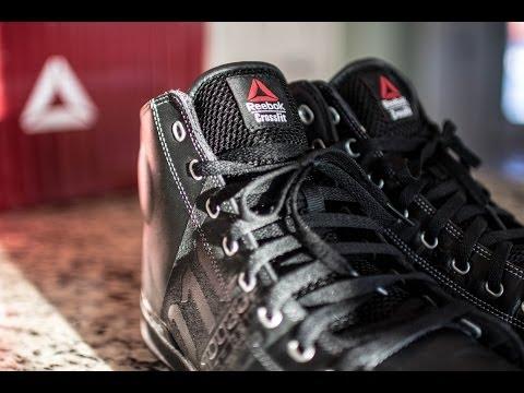 Reebok CrossFit Lite TR Shoes - campbellfitnesstv