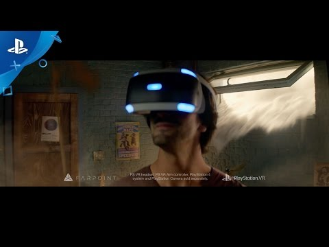 PlayStation VR ft. Farpoint - :30