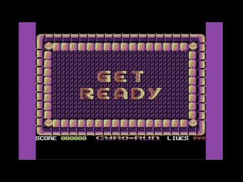 Gyro Run [Commodore 64]