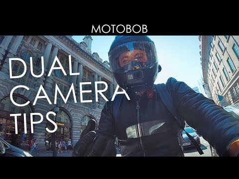 3 Tips For Motovlogging With TWO Camera Setup (GoPro HERO 5 Black & Session)