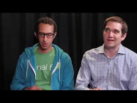 Ryan Goldman and John Bruce interviewed at Velocity NY 2016