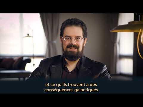 Vidéo de Christopher Paolini