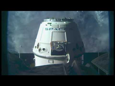 U.S. Commercial Cargo Craft Arrives at the Interna…