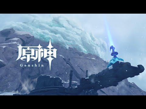 【原神】積雪の道 ドラゴンスパインエリアの制作秘話のサムネイル