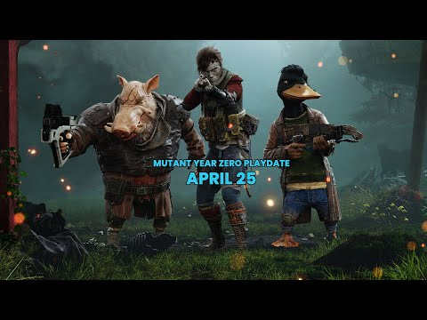 Mutant Year Zero: Road to Eden Playdate - April 25, 2019