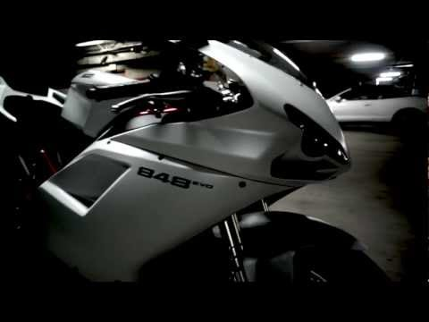 Ducati 848 Evo: Racing Giant with superb style