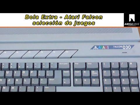Bola Extra - Selección de juegos Atari Falcon.