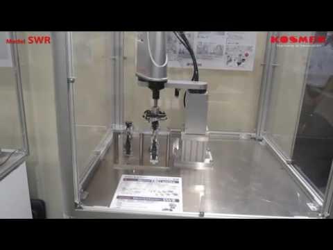 SWR with Yamaha robot