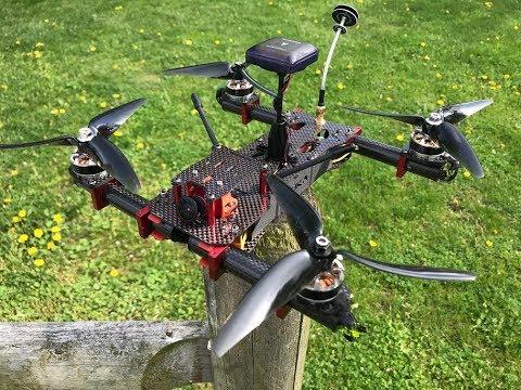 QuadKitchen- GPS Hybrid Drone Build - Part 1 of 4, The build.... - UCPyZJQPTprjJTLq8K3NnupQ