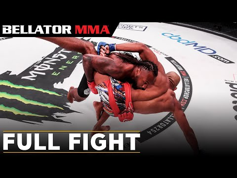 Full Fight | Romero Cotton vs. Justin Sumter | Bellator 254