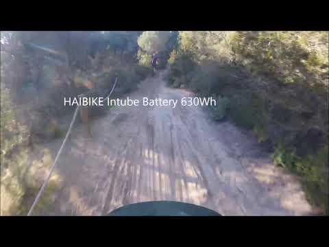 HAIBIKE FYLON AllMtn 8 0 Testride November 2018