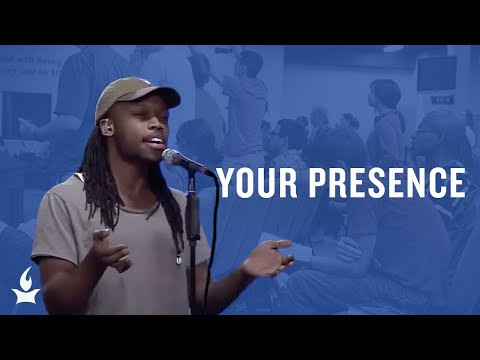 Your Presence (spontaneous) -- The Prayer Room Live Moment