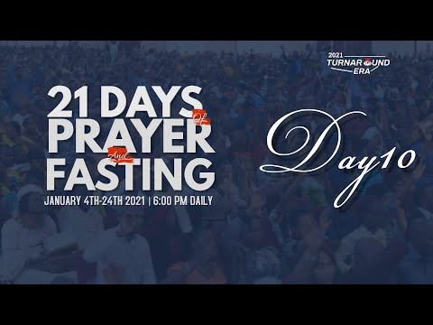 DOMI STREAM : DAY 10  ANNUAL PRAYER & FASTING   13, JANUARY 2021  FAITH TABERNACLE OTA