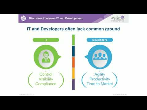 Webinar: Cloud Agility Your development infrastructure is just a click away!