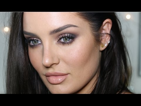 Easy Neutral Glam with NO False Lashes! Makeup Tutorial