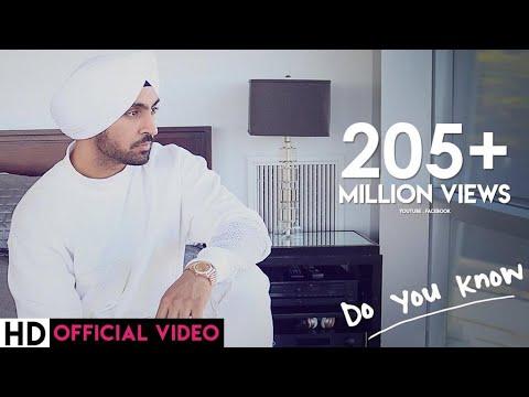 DO YOU KNOW LYRICS - Diljit Dosanjh | Punjabi Song