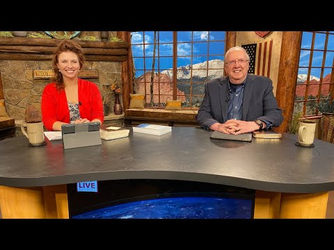 Charis Daily Live Bible Study: First of all, Pray - Greg Mohr - Aug 25, 2020