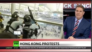 Reagan advisor: CIA behind Hong Kong protests (full show)