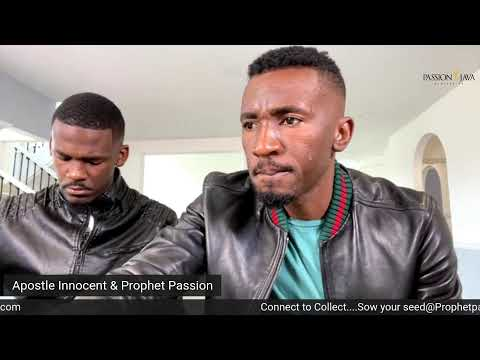 Prophesy and Deliverance- LIVE! with Prophet Passion & Apostle Innocent Java