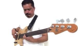 Fretless Bass Solo - colinbassman , Jazz