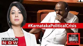 Karnataka Political crisis & Havok caused by floods in Bihar | The Urban Debate with Faye D'souza
