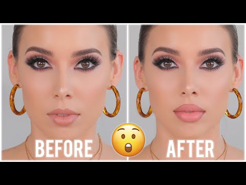 HOW TO MAKE YOUR LIPS LOOK BIGGER   LIP TIPS - UCC0EqtXQ9at6ON_-ZYJaImA