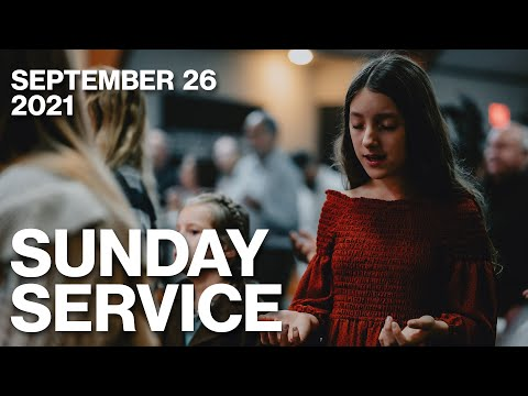 Sunday Service 8:30AM  @Vlad Savchuk
