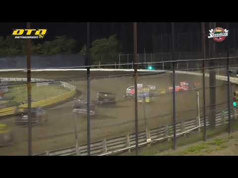 New Egypt Speedway   Modified Feature Highlights   7/31/21 - dirt track racing video image