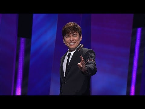 Joseph Prince - Prosper Through Prophetic Preaching - 30 Jun 19