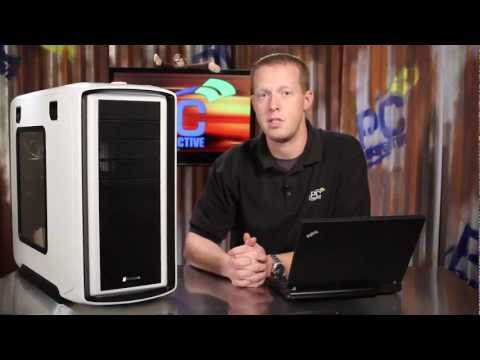 Corsair Special Edition White Graphite 600T Case Review - PC Perspective - UCtKh7t3br1obEQL6EyiAq0w