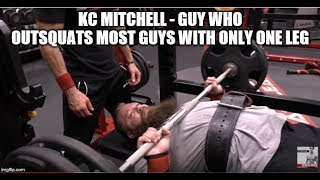 Thoughts On Athlean-X How To Increase Your Bench Press With KC Mitchell!