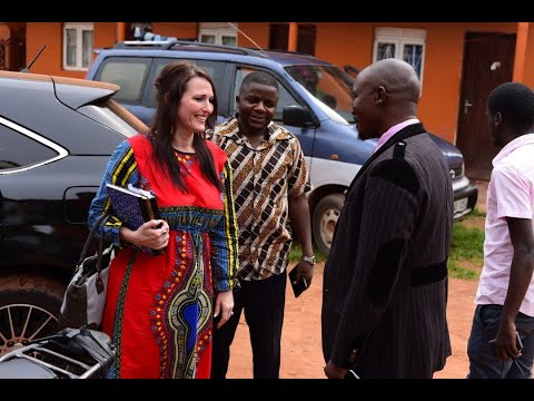 Destiny's Doors: Marriage, Motherhood, Ministry. Uganda Part 1