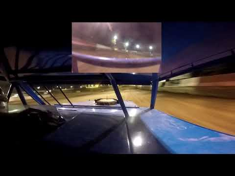 In Car Cam of Marty Smith Jr at Highland Speedway 9-18-21 (A-mod) - dirt track racing video image