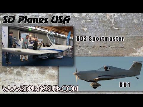SD Planes, SD 2 SportMaster, SD 1 Minisport, Low Cost, wood, experimental aircraft kits Igor Spacek.