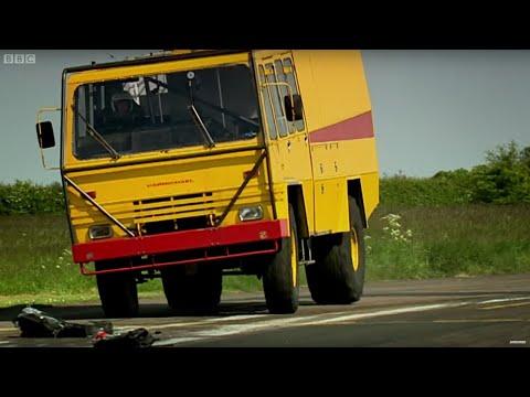 Airport Vehicle Racing | Top Gear - UCjOl2AUblVmg2rA_cRgZkFg