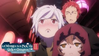 Red Light District | Is It Wrong to Try to Pick Up Girls in a Dungeon? II