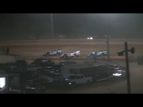 Eddie Ferguson Memorial Limited Late Model at Lavonia Speedway June 18th 2021 - dirt track racing video image