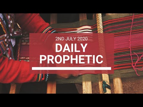 Daily Prophetic 2 July 2020 6 of 10