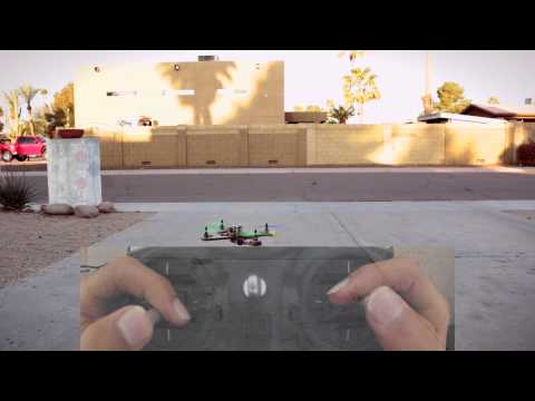 How to fly a quadcopter (part 1) - UCMPF_B6lRa04TXRltrU9MCw