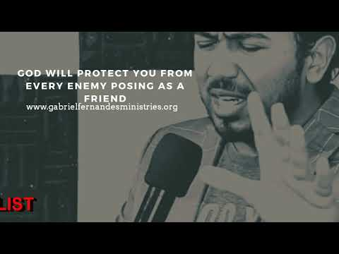 GOD WILL PROTECT YOU FROM ALL ENEMIES WHO ARE POSING AS FRIENDS, Daily Promise and Powerful Prayer