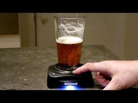 Sonic Beer Foamer - UCCjyq_K1Xwfg8Lndy7lKMpA