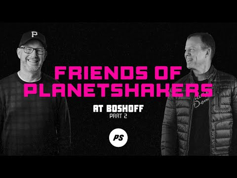 Friends of Planetshakers - At Boshoff (Part 2)